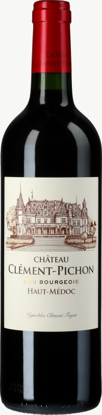 Chateau Clement Pichon Cru Bourgeois 2015