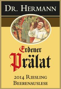 Riesling Erdener Prälat Beerenauslese Goldkapsel (fruchtsüß) 2014