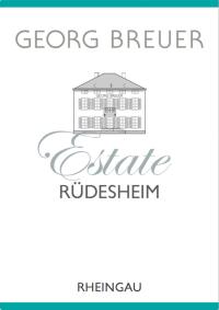 Riesling Rüdesheimer Estate trocken