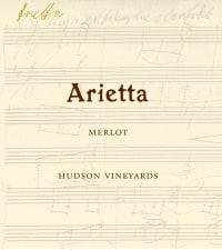 Merlot Hudson Vineyards 2013