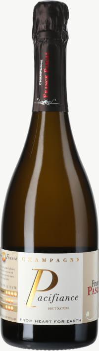 Champagne Pacifiance Soléra Brut Nature Flaschengärung