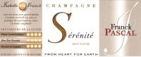 Champagne Sérénité Brut Nature Flaschengärung 2010
