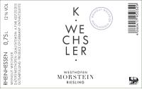 Riesling Westhofen trocken 2015