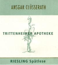 Trittenheimer Apotheke Riesling Spätlese (fruchtsüß)