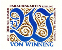 Riesling Deidesheimer Paradiesgarten Erste Lage trocken
