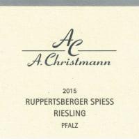 Riesling Ruppertsberger Spieß  trocken 2015