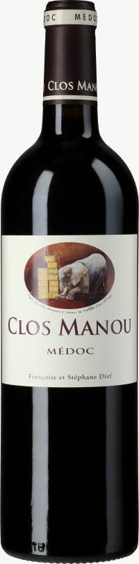 Chateau Clos Manou Cru Bourgeois 2018