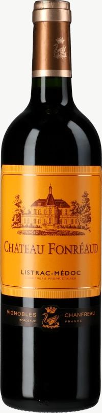 Chateau Fonreaud Cru Bourgeois 2009