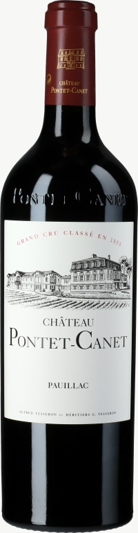 Chateau Pontet Canet 5eme Cru 2012