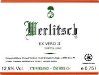 Ex Vero II Spätfüllung 2007