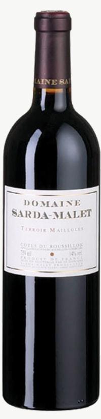 Cotes du Roussillon Terroir Mailloles 2007
