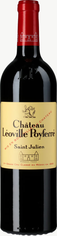 Chateau Leoville Poyferre 2eme Cru 2012