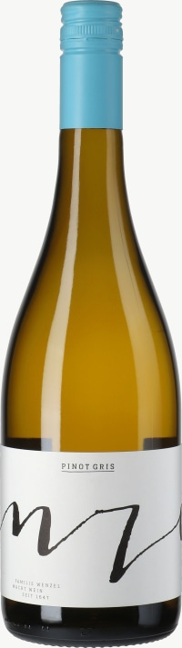 Pinot Gris ungefiltert 2015