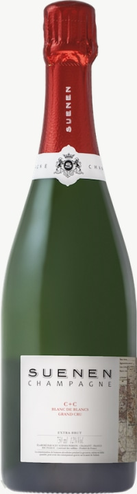 C+C Blanc de Blancs Grand Cru Extra Brut Flaschengärung