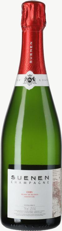 Champagne Oiry Blanc de Blancs Grand Cru  Extra Brut Flaschengärung