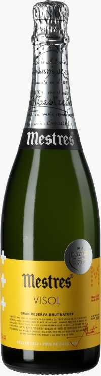 Cava Visol Gran Reserva Premium Flaschengärung 2010