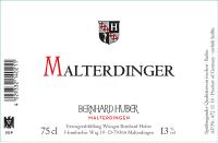 Malterdinger Spätburgunder trocken 2015