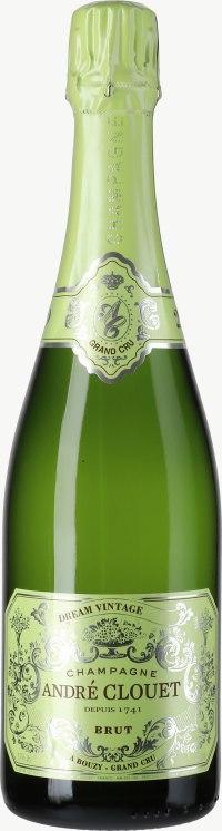 Champagne Brut Millesime Grand Cru Dream Vintage Flaschengärung 2009