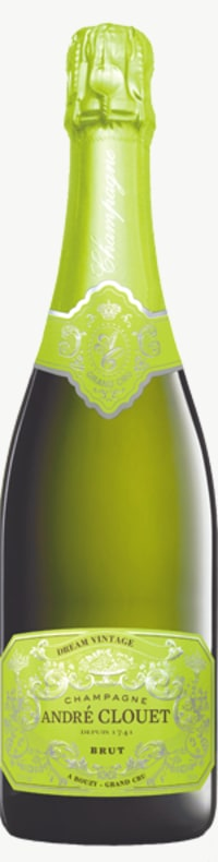 Champagne Brut Millesime Grand Cru Dream Vintage Flaschengärung