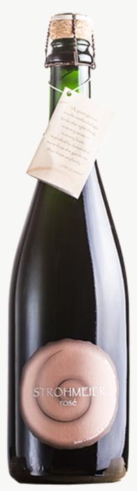 Strohmeier Sekt rosé Flaschengärung