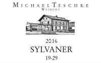 """Grüner Sylvaner 19-29 trocken (ehemals """"Von der Dünnbach"""") 2015"""