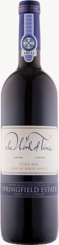 Red Blend Work of Time