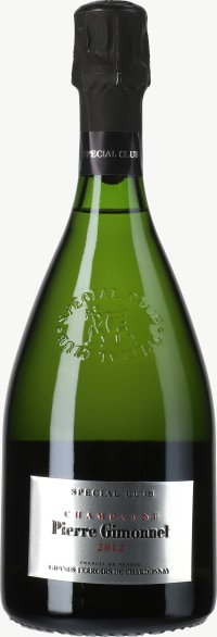 Champagne Brut Grand Cru Special Club - Grands Terroirs de Chardonnay Flaschengärung 2006