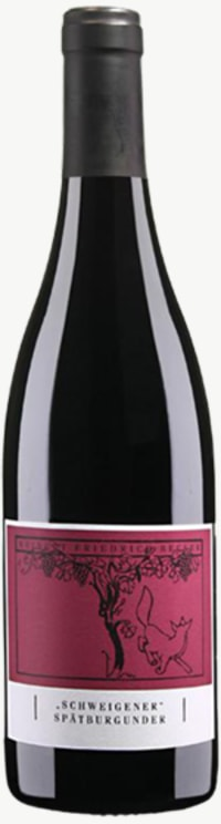 Pinot Noir Schweigen 2014