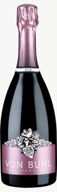 von Buhl Sekt Rosé Brut Flaschengärung 2015