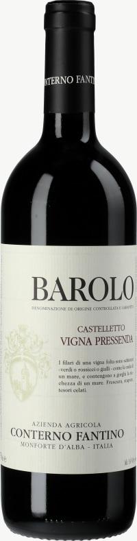 Barolo Casteletto Vigna Pressenda