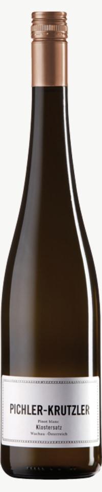 Pinot Blanc Klostersatz 2016