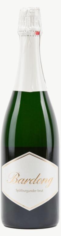 Rüdesheimer Klosterberg Sekt Blanc de Noir brut Flaschengärung