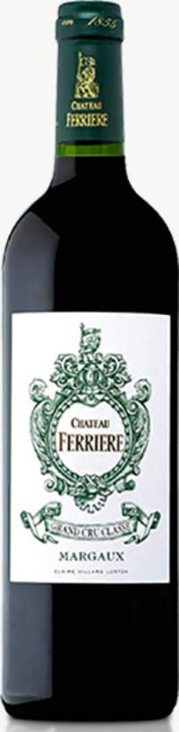 Chateau Ferriere 3eme Cru