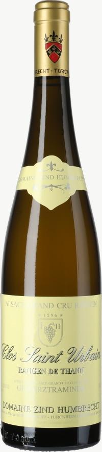 Gewürztraminer Rangen de Thann Clos Saint Urbain Grand Cru (fruchtsüß) 2012