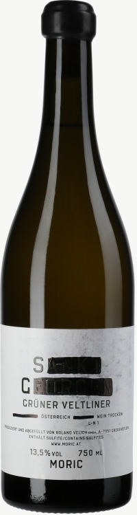Grüner Veltliner Serious wine from a Gorgeous place (ehemals Sankt Georgen) 2016