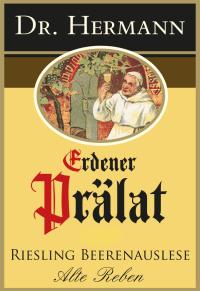 Riesling Erdener Prälat Beerenauslese Goldkapsel Alte Reben (fruchtsüß)
