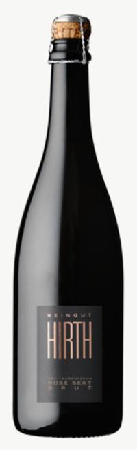Sekt Pinot Rose Brut  Flaschengärung 2015