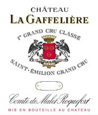 Chateau La Gaffeliere Grand Cru Classe B