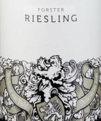 Forster Riesling  VDP Ortswein trocken 2016