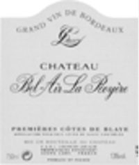 Chateau Bel Air La Royere