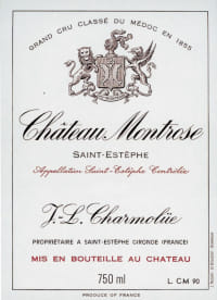 Chateau Montrose 2eme Cru
