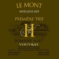 Vouvray Le Mont Moelleux 1ere Trie (fruchtsüß) 2015