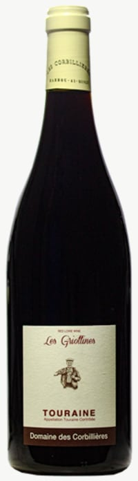 Touraine Gamay Les Griottines rouge