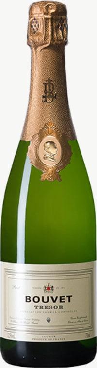 Tresor Saumur Brut Flaschengärung