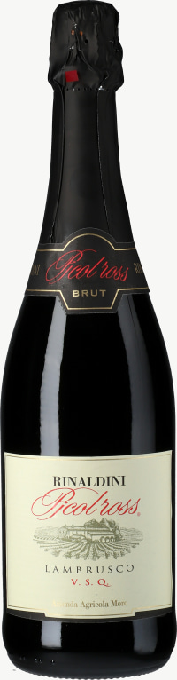 Lambrusco Spumante Pjcol Ross Flaschengärung 2016