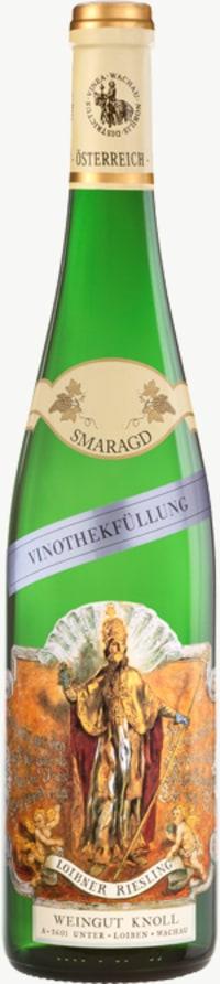 Riesling Loibner Vinothekfüllung Smaragd 2014