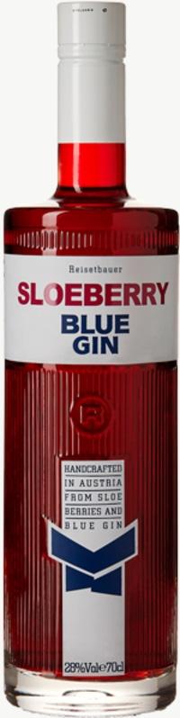Sloeberry Blue Gin