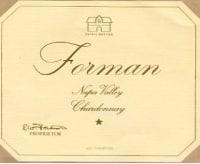Forman Chardonnay