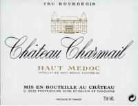Chateau Charmail Cru Bourgeois 2014