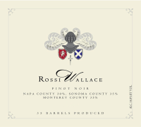 Rossi Wallace Pinot Noir